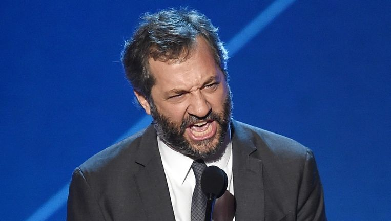 Producer Judd Apatow. Beeld getty