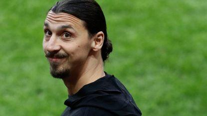FT buitenland: Ibrahimovic sluit comeback bij Zweden niet uit - Barça eert held van schietpartij