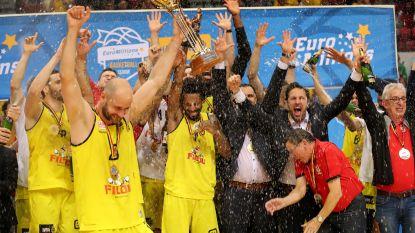 Hegemonie blijft: Oostende pakt achtste baskettitel op rij