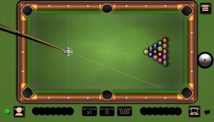 8-Ball Pool Biljart is het online biljartspel dat te spelen is op onze website.