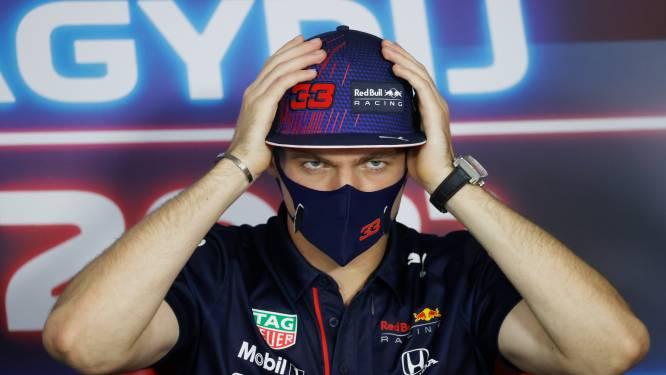 """Verstappen haalt opnieuw uit naar Mercedes en Hamilton: """"Het laat hun ware aard zien"""""""