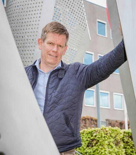 ZLM-directeur Marinus Schroevers: 'Ik wilde eigenlijk profvoetballer worden'