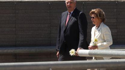 Noors koningspaar in quarantaine na bezoek aan Jordanië