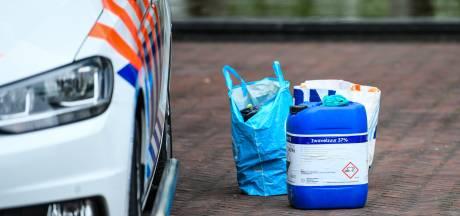 Alphense verdachte van drugslab mag uit de cel