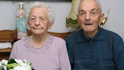 Forentinus en Hilda vieren 70 jaar huwelijk