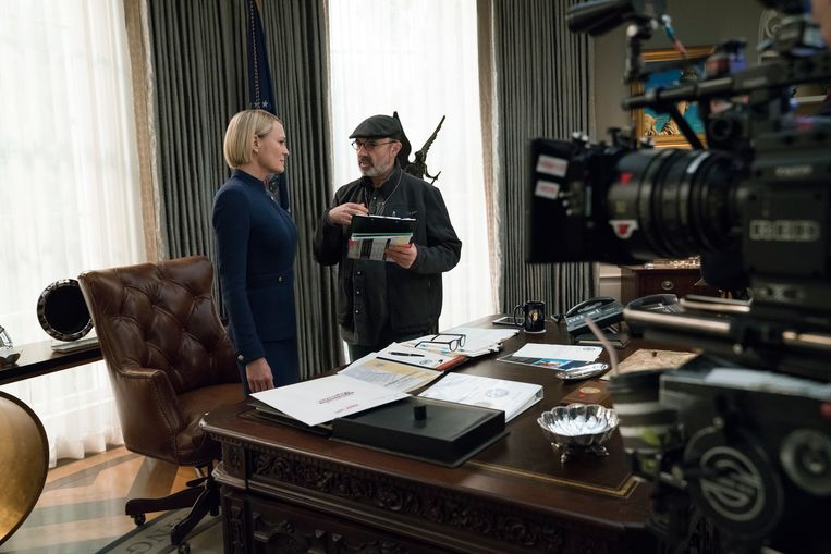 House Of Cards Beeld Netflix