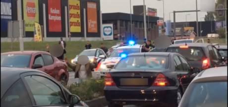 Filmpje van geheimzinnige arrestatie bij Kuip gaat viral