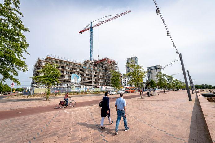 De plannen liggen er al bijna 13 jaar, maar aan het ontwerp van de derde woontoren 'Kopenhagen' is niks gewijzigd.
