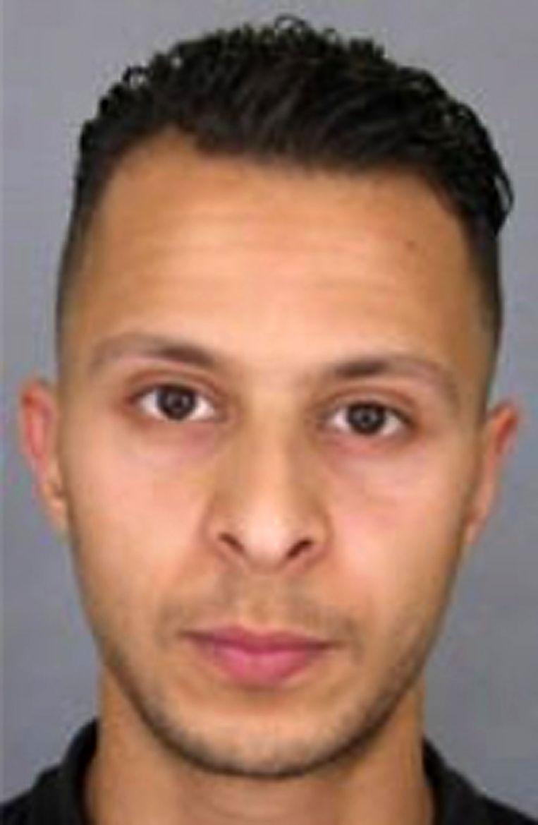 Salah Abdeslam. Beeld AFP
