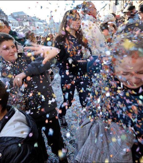 Une commune flamande interdit les confettis lors de son carnaval