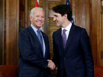 Canada's premier Trudeau hoopt op frisse start met de VS onder Biden