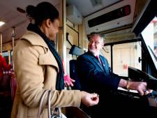 Vanaf vandaag geen contant geld meer in de stadsbus