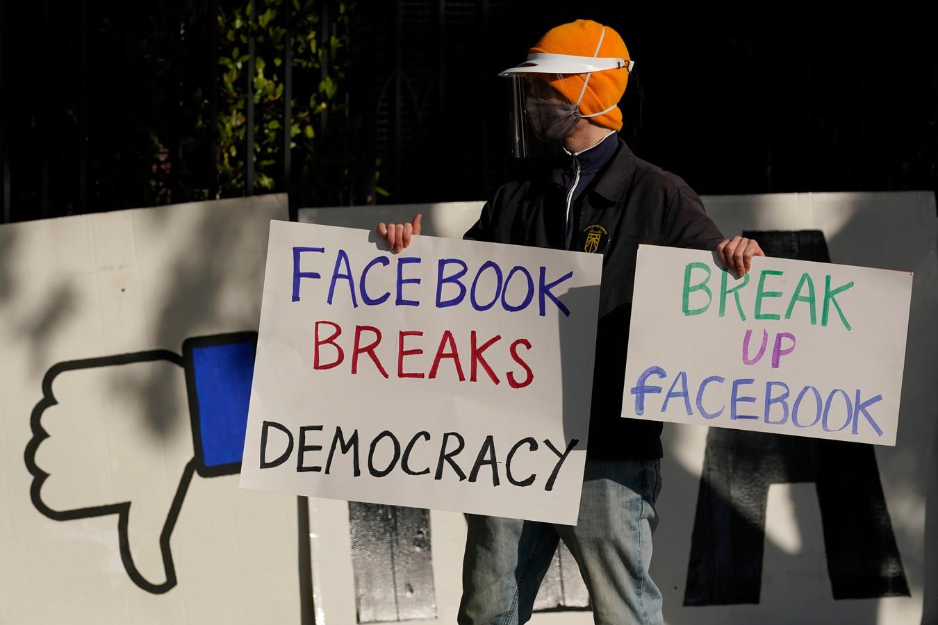De monopoliepositie van Facebook is al langer onderwerp van (maatschappelijke) discussie.