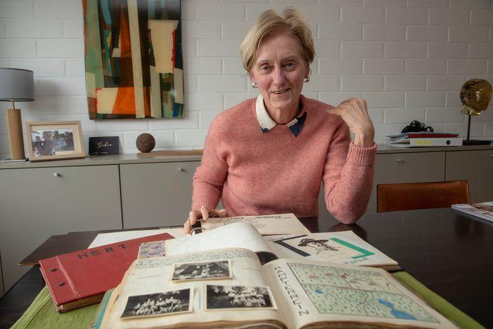 Christine Baeyens ontdekte in de oude logboeken van Prins Boudewijn dat de scoutsgroep waarschijnlijk al in 1919 bestond.