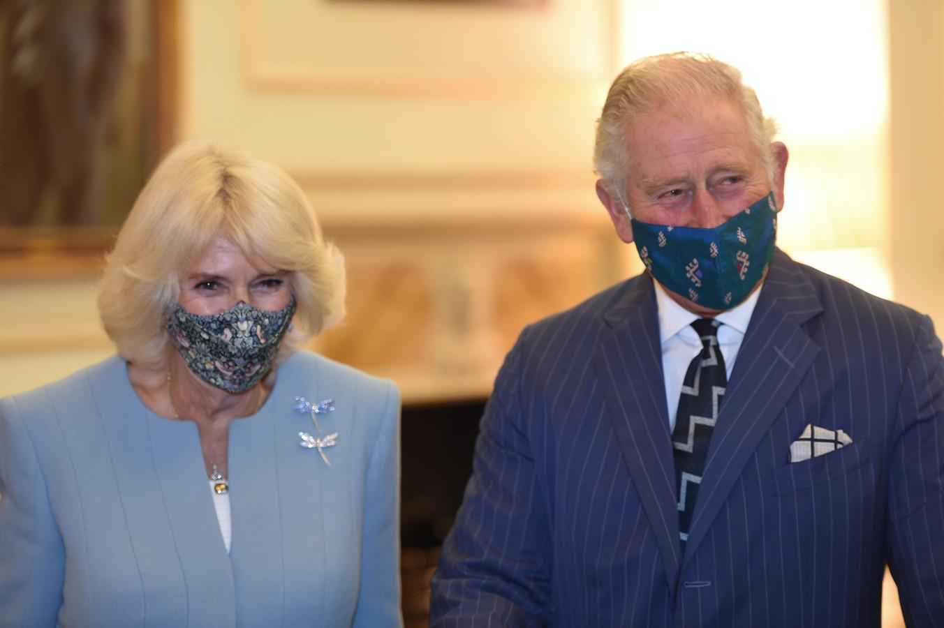 Prins Charles en zijn echtgenote Camilla
