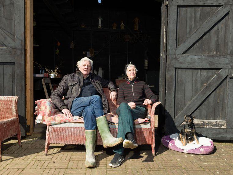 Piet en Anja Beeld Ivo van der Bent