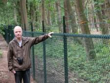 Vrees voor 'verhekking' van Bennekomse bos: 'Natuur gaat flink achteruit'