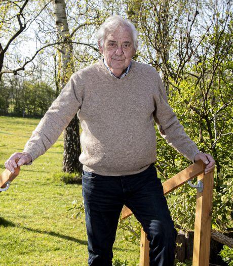 Pelle Mug (87) uit Enter: 'Ik ben niet geschikt voor de politiek'