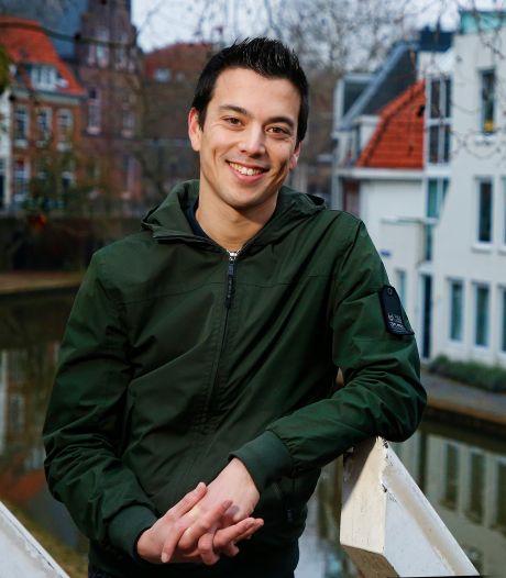 Utrechter Andries Tunru (29) is een van de beste deelnemers ooit van De Slimste Mens: 'Mijn telefoon ontplofte'