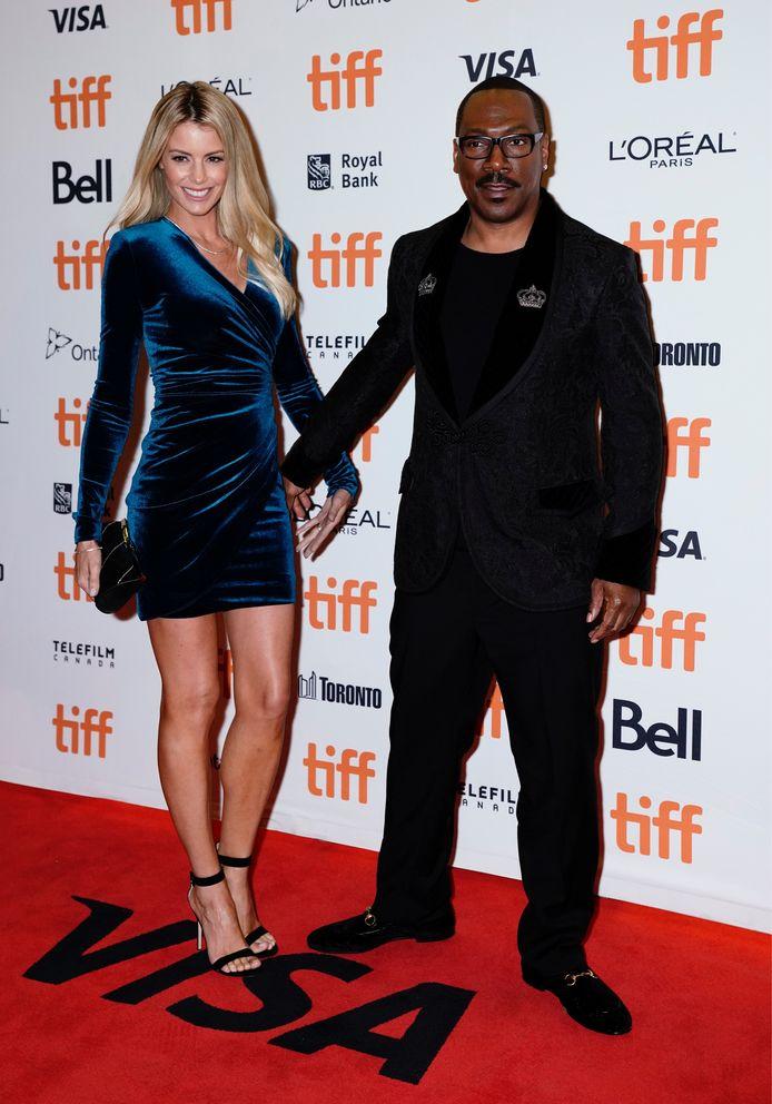 Eddie Murphy et sa copine Paige Butcher