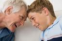 Grootouders passen best nog niet op de kleinkinderen.
