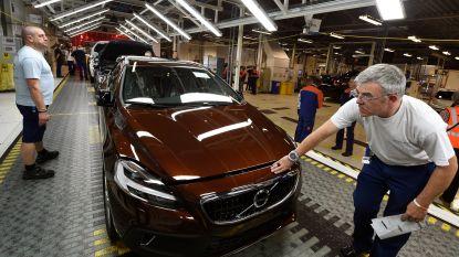 40.000 Belgische Volvo's teruggeroepen wegens brandgevaar