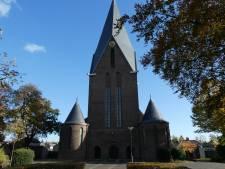 Naar de kerk in Gestel voor een prik tegen corona