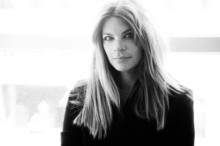 Sarah Keller, in 2012. Beeld Allard Honigh