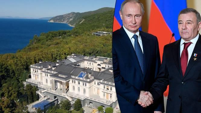 """Steenrijke vriend van Poetin: """"Paleis uit video Navalny is van mij"""""""