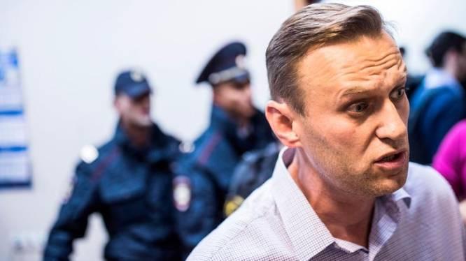 Vergiftigde oppositieleider Navalny 'riskeert 3,5 jaar cel in Rusland'