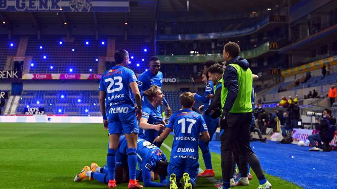Serieus oplawaai voor de leider: Club Brugge kansloos onderuit op het veld van Genk