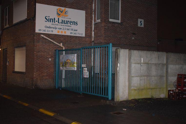 Sint-Laurens in Zelzate.