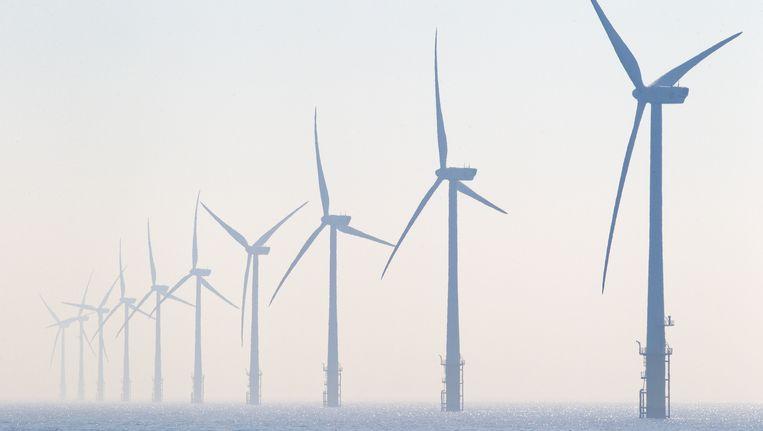 Leveranciers zijn vaak boeren met een windmolen. Beeld anp
