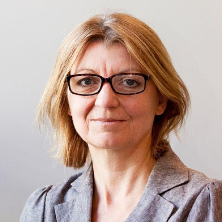 Joanna Morgan, initiatiefneemster Beeld