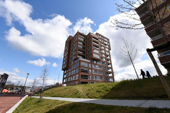 Van een complex van 38 appartementen aan de Jan van Beierenlaan in Woerden bleken van 37 appartementen de berekende oppervlakten bij de ozb-aanslag niet overeen te komen met de bouwtekeningen.