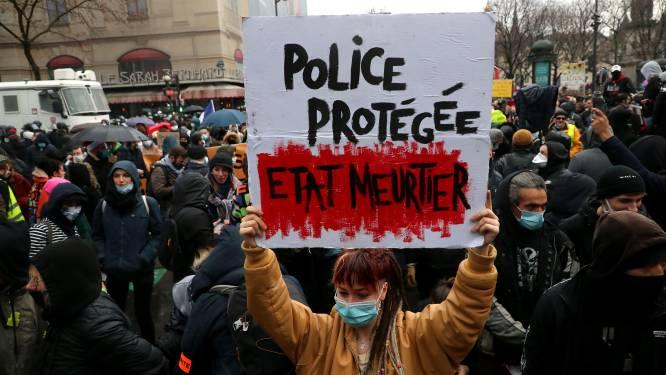 Derde weekend van protesten tegen omstreden veiligheidswet in Frankrijk, 142 mensen gearresteerd