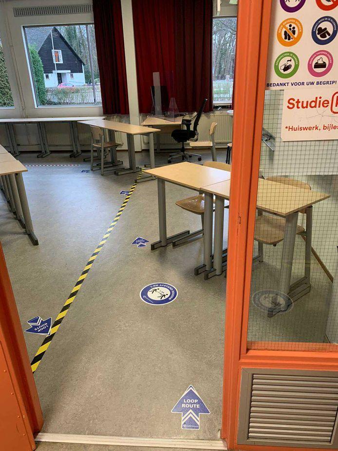 Het Gymnasium Apeldoorn is de eerste plek waar getest gaat worden.