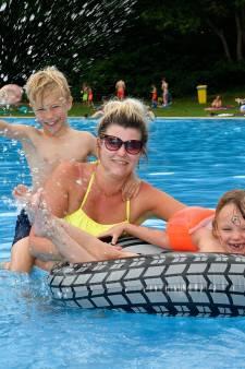 Zwemmen in Bosbad kan weer, daar zijn Amersfoorters reuze blij mee: 'Liever hier dan in een meertje'
