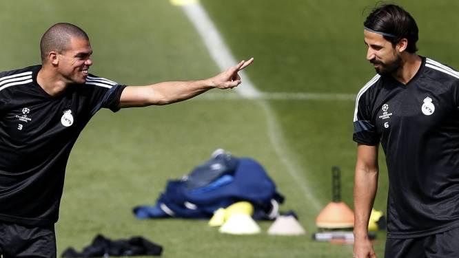 Khedira voelt zich afgedankt door Real Madrid