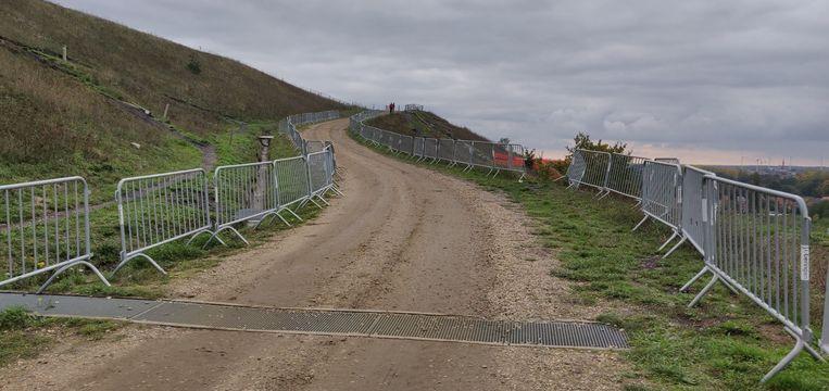 Parcours: 3- Klimmen richting materiaalpost