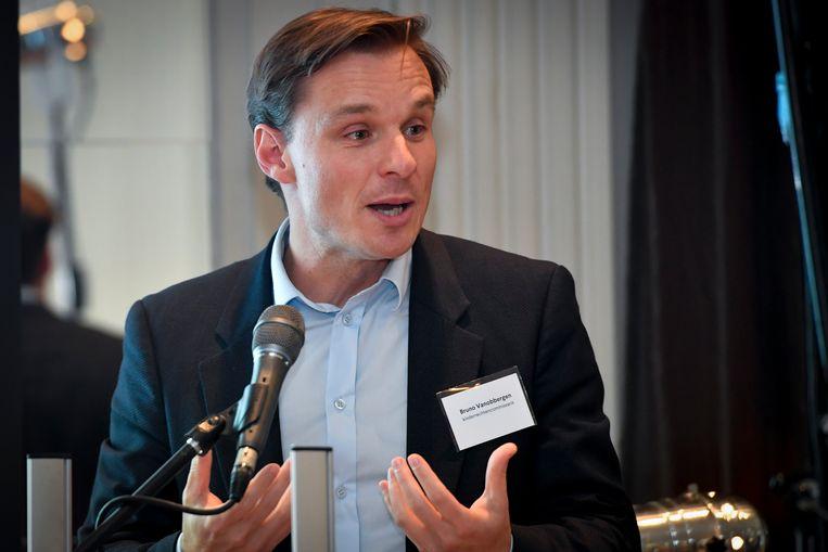 Kinderrechtencommissaris Bruno Vanobbergen. Beeld BELGA