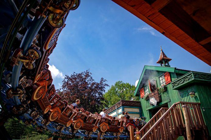 De nieuwste attractie van de Efteling: Max & Moritz.