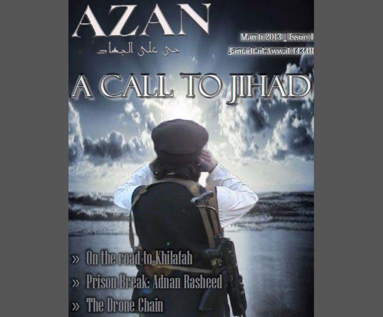 De cover van Azan Beeld screenshot