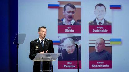 Drie Russen en één Oekraïner vervolgd voor neerhalen MH17