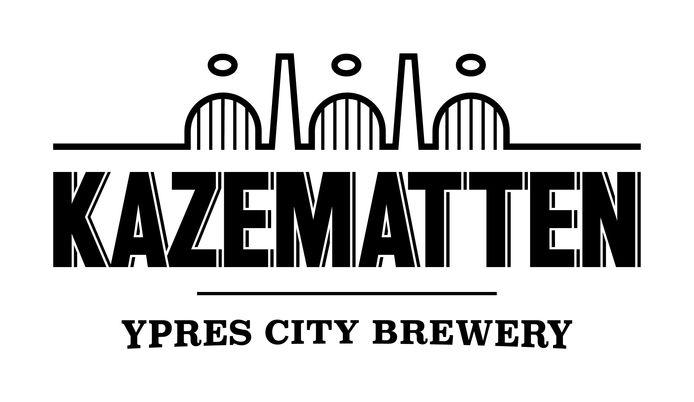 Het logo van de brouwerij.