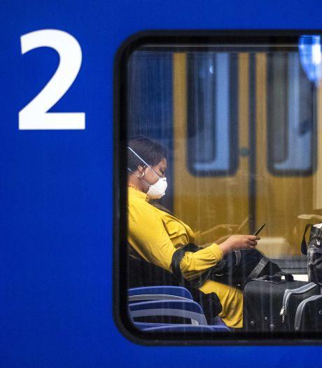 Veel klachten bij Rover over mondkapjes in ov: bijna helft reizigers wil geen kapje op