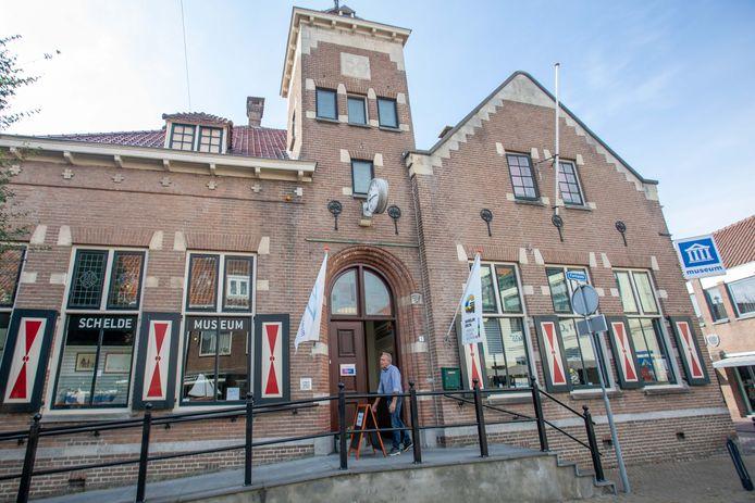 Het Oosterscheldemuseum in Yerseke.