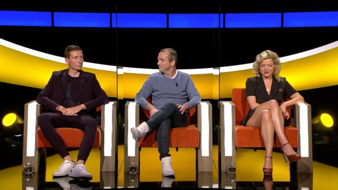 Een Kandidaat Is Not Amused En Grapjes Over Het Lijf Van Erik Van Looy Derde Slimste Mens Aflevering Kent Verrassende Exit De Slimste Mens 2020 Hln Be