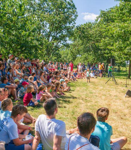 Deze zomer in 't Goy: festival Loeren bij de Boeren in 't klein