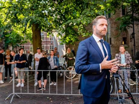 Kabinet lamgeslagen na vertrek Kaag: 'We zitten in een moeilijke fase'